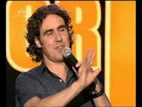 Mickey Flanagan at Brighton Comedy Festival