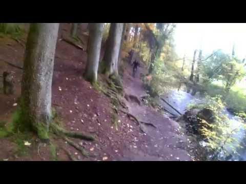 MTB Tour / Bergisches Land / Burscheid - Altenberg Matsch Tour