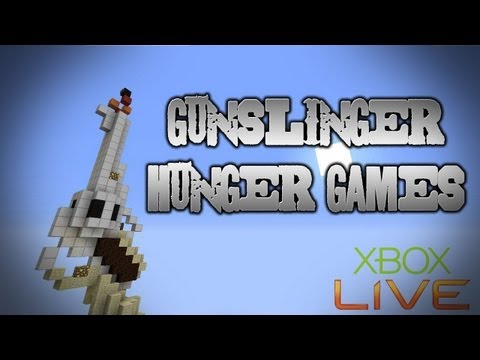 cRz Build Team : 'GunSlinger' Hunger Games Map @choochoosgaming