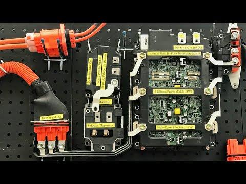 Toyota Prius (2nd Gen) High Voltage System Operation