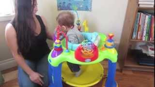 Oball Obounce Activity Center Review