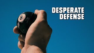 Desperate Defense: Billiard Ball