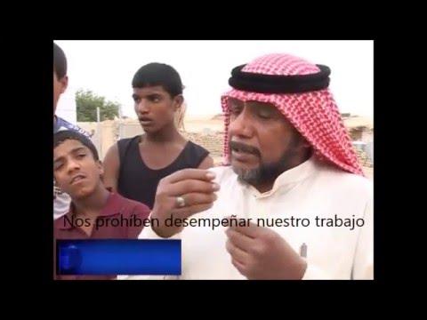 Kawliya - bailarinas y músicos gitanos en Irak