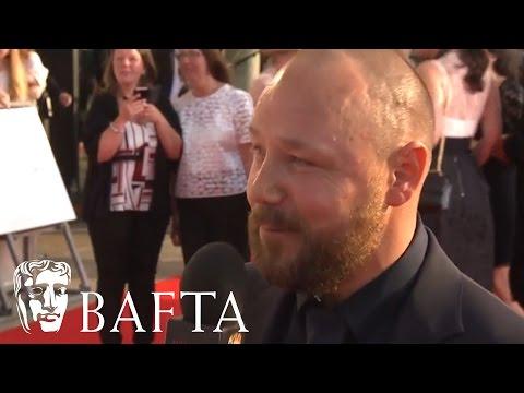 Stephen Graham Red Carpet   BAFTA TV Awards 2016