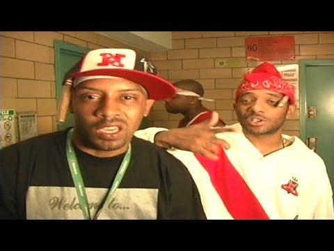 INFAMOUS MOBB - Mobb Niggaz feat. PRODIGY (HQ)