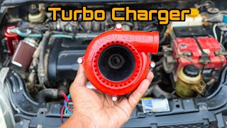 How To Install TURBO Charger! | Car Modification | Techno Khan