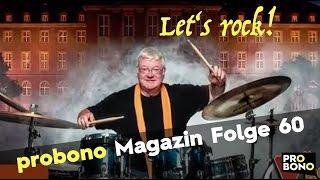 probono Magazin Folge 60: Politik kann auch sexy!