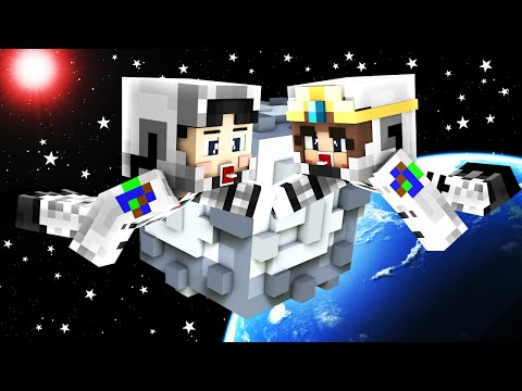 Minecraft - WHO'S YOUR MOMMY? - BABY HoneyMOON in OUTER SPACE!
