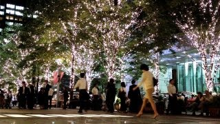 Marunouchi Illumination 2012, Tokyo [iPhone 4S/HD]