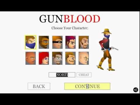 <b>gunblood cheats</b> - YouTube