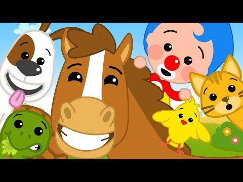 Descargar Video Como Los Animalitos ¡Nueva Canción de Plim Plim! | El Reino Infantil
