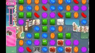 How to beat Candy Crush Saga Level 153 - 2 Stars - No Boosters - 43,400pts