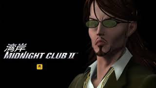Midnight Club II - Stephane Stage Music (Follow Stephane) HQ