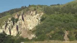 путешествие по ущельям Армении