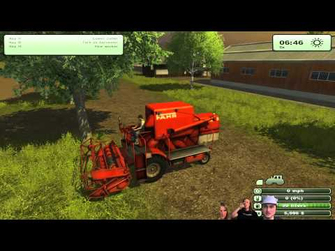 Let's Drunk: Farming Simulator 2013 - #1