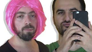 ÇARKI ÇEVİR - Marangoza, Elektrikçiye Komik Selfie Gönder