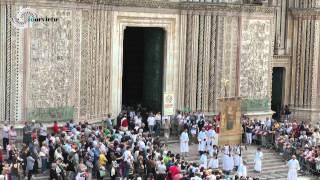 Orvieto - La solenne Processione del Corpus Domini