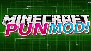 Minecraft Mod Showcase - Pun Mod 1.7.2 !