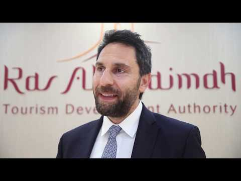 Haitham Mattar, chief executive, Ras Al Khaimah Tourism Development Authority