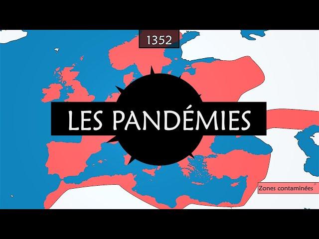 Les grandes épidémies et pandémies