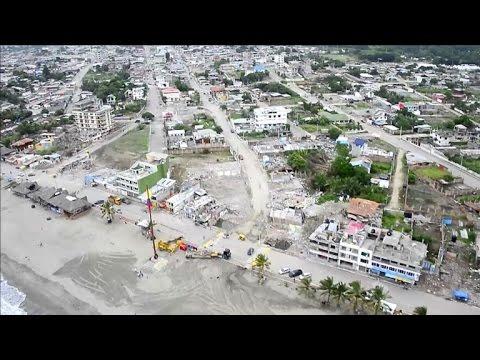 Sismo de 6,8 sacude Ecuador a un mes de devastador terremoto