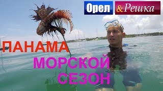 Орел и решка. Морской сезон - Панама | (FullHD) - Интер