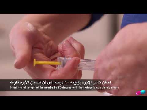Injecting Myself With Enoxaparin Blood Thinners Post Su