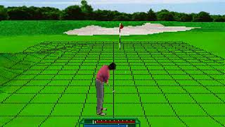 Golf Magazine 36 Great Holes Starring Fred Couples Japan, USA FROM SEGA GENESIS 32X 32X HYPERSPIN NO