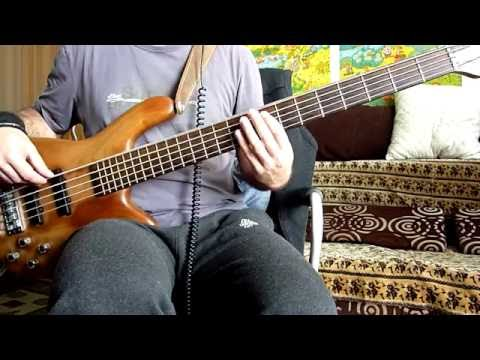 Maroon 5 - This Love [TABS](bass cover)🎸