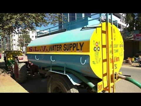 بنغالور عاصمة التكنولوجيا الهندية تعاني من شح المياه