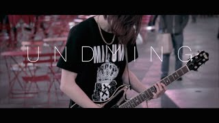 The GazettE - UNDYING Drop C Ver. (Ak Benjamin Cover)