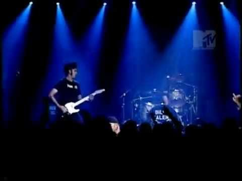 Billy Talent - Live - MTV Pepsi Breakout [2003]