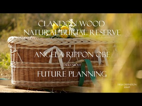 Angela Rippon OBE talks about Future Planning