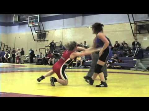 2010 Western Open: 55 kg Stephanie Riopel vs. Brianne Barry