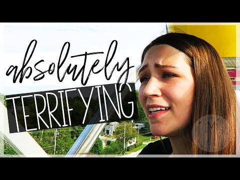 ANXIETY ATTACK ON THE FERRIS WHEEL! | DEALING WITH POSTPARTU