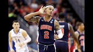 No. 5 Auburn Defeats No. 2 Kentucky to Reach First Final Four in School History