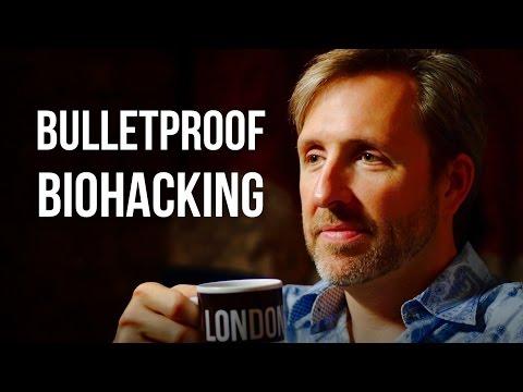 BULLETPROOF BIOHACKING - Dave Asprey The Bulletproof Exec