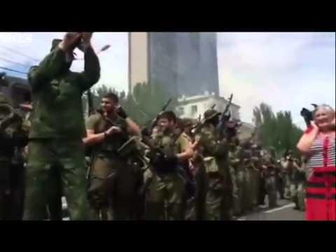 Petro Poroshenko claims Ukraine presidency