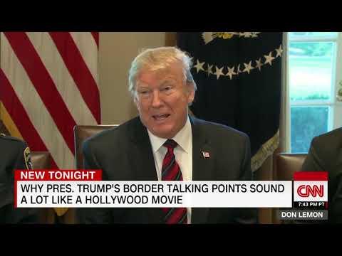 President Trump And The Movie Sicario 2