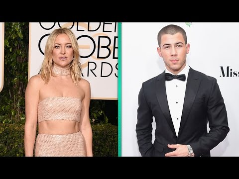 Kate Hudson and Nick Jonas: Are You Into It or Over It? from YouTube · Duration:  51 seconds
