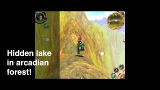 order and chaos ep 5 hidden lake in arcadian forest