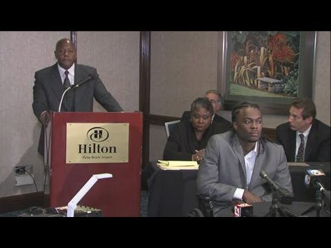 Dontrell Stephens news conference part II