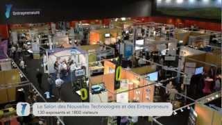 Retrospective 2012 - Salon des Nouvelles Technologies & Entrepreneurs