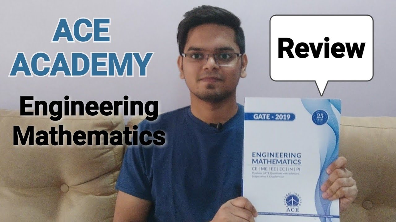 Book review of ACE academy - Engineering Mathematics