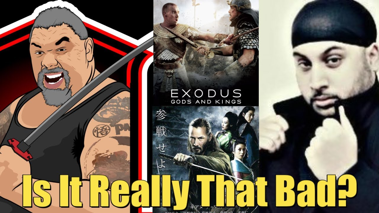 Download Is It Really That Bad? 47 Ronin (2013) / Exodus: Gods and Kings (2014)