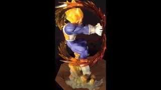 Dragon Ball Z FIGUARTS ZERO Super Saiyan Vegetaドラゴンボール改 フィギュアーツZERO スーパーサイヤ人ベジータ