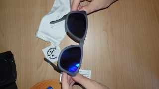 63d909ac7b Recensione unboxing hawkers sunglasses frozen grey sky one
