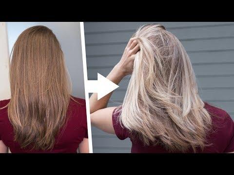 """High Voltage"" Salon Blonde Balayage Tutorial"
