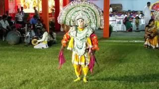 Chaou Naach At Calcutta Greens - Part 3 Of 4