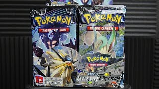 Pokemon Ultra Prism Booster Box (Sealed) Giveaway and pack cracking!